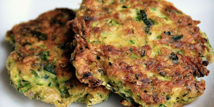 Turkish Zucchini Fritters Recipe